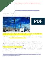 """03-06-2016-Les Inondations Actuelles en France Sont Elles Un Heureux """"HASARD"""" Pour Le Gouvernement Criminel Français"""