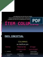 diapositivas columnas