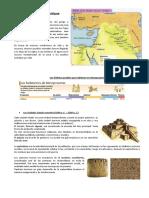 La Mesopotamia Antigua
