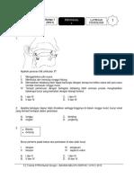 Penggal 1 - Fonologi - Latihan 1