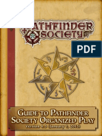 +2013 (4.3) Guide to Pathfinder Society Organized Play DONE