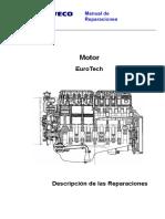 Reparación Motor IVECO