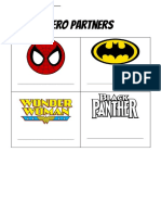 superhero partners