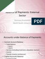 5. External Sector