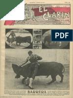 El Clarín (Valencia). 1-3-1930