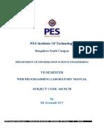 Web Prog Lab Manual 2014.PDF