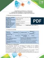 Guiìa de Actividades y Ruìbrica de Evaluacioìn - Tarea 4