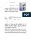 Forensic Radiology and Imaging White Paper Unformatted
