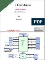 Lenovo Flex 3-1130 Bm5488_svt_v1.3 Fpc