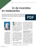 0cf74seguridad Contra Incendio en Restaurantes