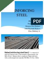 Reinforcing Steel 1