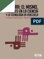 La Otra El Mismo Mujeres en La Ciencia y La Tecnologia en Venezuela