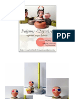Polymer Clay Art-Suporturi de Pix Haioase