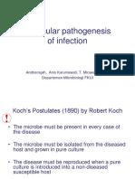 Molecular Pathogenesis of Infection (Khusus Palangkaraya 2011), Bahan Ujian Saja