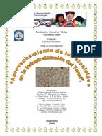 Modelo Proyecto Ganador CNC2009
