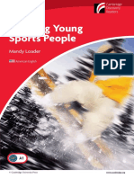 Cambridge Experience Readers American English Level1 Amazing Young Sports People Sample Chapter