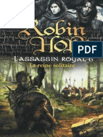 Assassin Royal tome 06 La Reine Solitaire