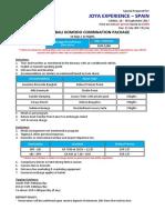 Proposal Honeymoon Package - Bali Komodo Package x 2t