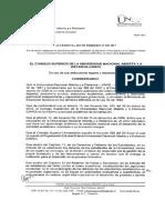 SGAcuerdo No. 003 de 2017