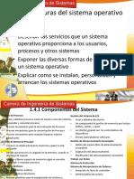 Capitulo 1-4 Estructuras Del SOperativos