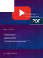 Redes Sociales III-sesion Xi 15-7-17