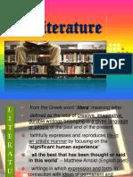 Literature - Introduction