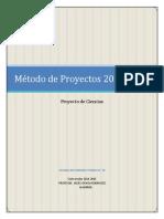 Hoojas de Prooyecto Del Blooque i Biologia 2014 2015