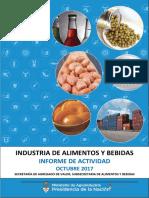Industria de Alimentos y Bebidas
