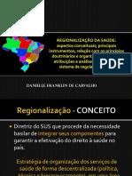 Aula 5 - Regionalização e Hierarquização