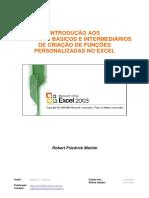 Criando Funcoes Personalizadas - Excel.pdf