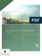 Introdução à Economia - Fernando Araújo(1)