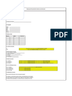 Formulario Original DMC