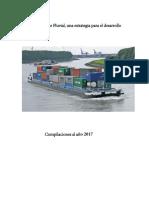 Transporte Fluvial, Estrategia de Desarrollo