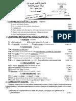 Examencertif.- Fr. -5-Cor. Juin 2017