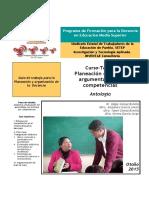 SETEP Media Superior Antología Planeación