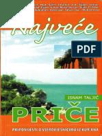 Isnam Taljić - NAJVEĆE PRIČE pripovijesti o vjerovjesnicima iz Kur'ana