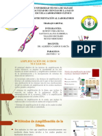 Tema 1 Técnicas de Diagnóstico Molecular