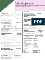 sakennedy resume