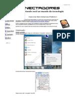 Criar Disco Virtual Com Windows 7 - Tutorial - Conectadores
