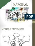 Encontro 1 Arte Marginal