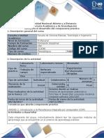 Guía Para El Dearrollo Del Componente Práctico de La Fase 4 y Fase 6.