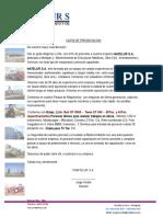 Carta-Presentacion Empresarial Modelo Simple