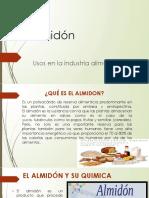 Clase 5 - Almidon