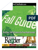 River Cities' Reader 2009 Fall Guide