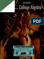 College Algebra one