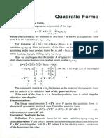 V. Quadratic