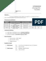 s.p Resume Updated