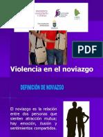 Violencia en El Noviazgo