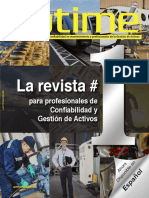 Revista Up Time Edicion Especial Final Reliability Web