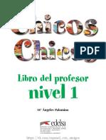 Chicos Chicas 1 Libro Del Profesor